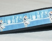 Frozen - Olaf Keychain Wristlet (WR96)