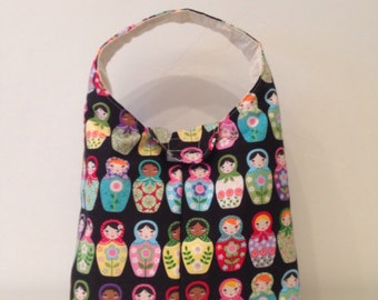 Insulated Lunch Bag - Matryoshka Doll