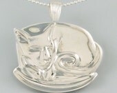 Double Sided Pendant - Ca...