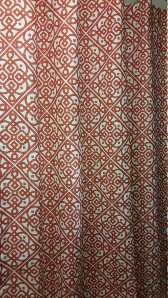 Designer Fabric Shower Curtain Waverly Lace It Up By Kirtamdesigns