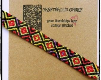 Woven Friendship Bracelet (#42790)