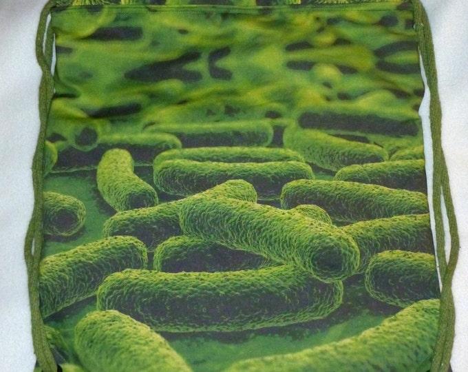 Mycobacterium Tuberculosis backpack/tote Custom Print