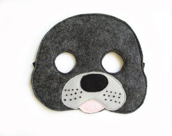 Children's SEAL Felt Mask, What Does The Fox Say