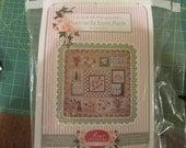 Postcards from Paris Quilt Complete Pattern Set -BOM