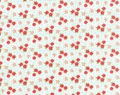 MEADOW in Creamy White  from Daysail...by Bonnie and Camille..Moda Fabrics..