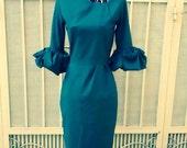 MILA celeb dress inspired from custom made