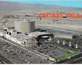 Vintage Postcard from Caesar's Palace Las Vegas Nevada 1971