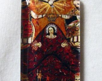 Madonna pendant with chain - GP01 - 565