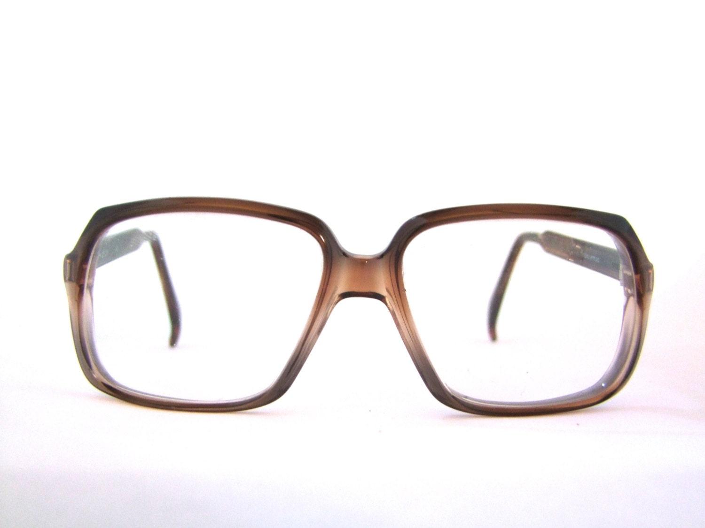1970s eyeglasses 70s vintage frames aviator by