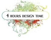Four Hours Design Time