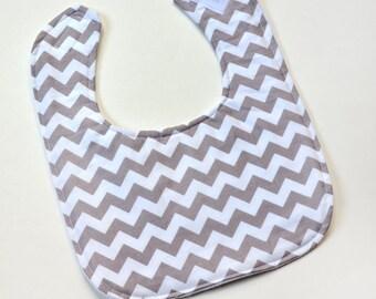 Baby Girl Bibs Shower Gift Baby Bib Infant Bib Flannel Backing Reversible Drool Bib New Baby Gift, Gender Neutral