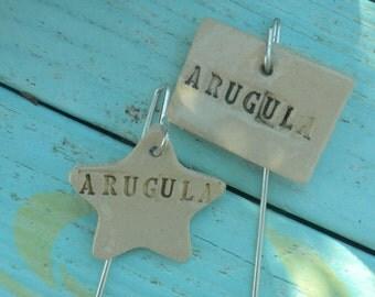 Arugula Plant Marker