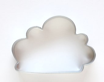 Cloud Cookie Cutter, Metal Cookie Cutter, Baby Shower Cookie Cutter