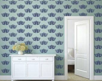 Damask Pack - Shapes Wall Decals