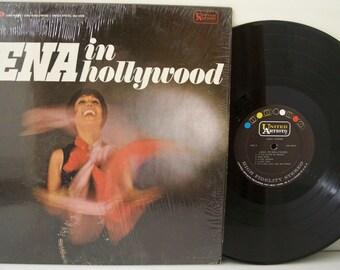 Lena Horne In Hollywood Original 1960s Vinyl LP Album Music From Motion Pictures Frameable Cover