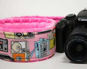 Camera Strap DSLR Quick Release Crossbody