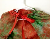 Children's Tie-dye Cape - Handmade, Dress Up, Costume, Halloween, Cloak, Kid's, Child's, Superhero, King, Queen, Princess, Prince
