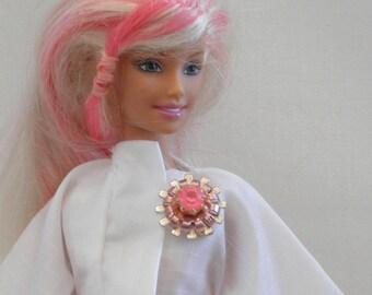 Vintage Sunburst PIN Blythe Pullip Barbie Licca n more