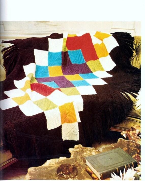 Knitting Or Crocheting Better : Better homes and gardens crochet knitting patterns