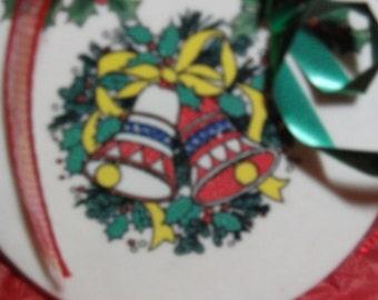 CHRISTMAS HANDPAINTED ORNAMENTS