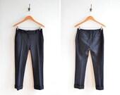 SALE / Diane Von FURSTENBERG wool trouser pants