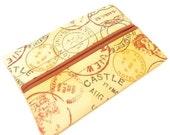 Travel Tissue Holder, Mens Kleenex Holder, Fathers Day Gift, Pocket Tissue Holder, Fabric Tissue Case