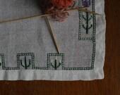 Vintage Swedish Linens: Lavendel