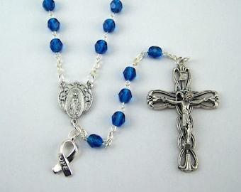 Transverse Myelitis Awareness Rosary