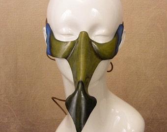 Dodo Bird Half Mask