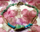 Spring Fairy Collar with Golds sale was 75