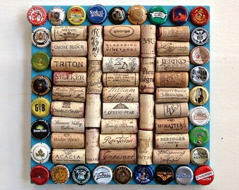 Blue Beer Cap & Wine Cork message board - for the wine geek and beer lover in your life