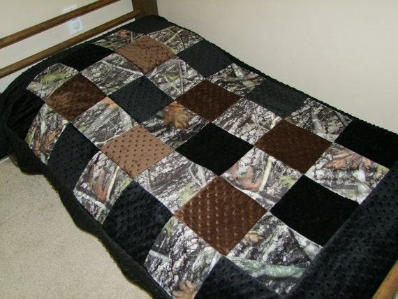 CAMO Crib or Toddler Bedding Set- 3 Pieces, You CHOOSE- Ships in 2-3 business days