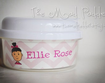 Kid's Snack Container - Custom Made