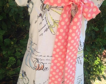 Custom Boutique Disney Vintage Princess Dress