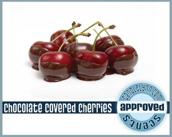 CHOCOLATE COVERED CHERRIES Fragrance Oil, 2 oz.