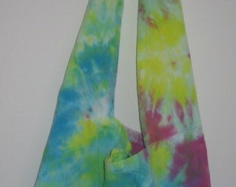 Hip Tie Dyed Tote Bag