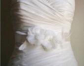 Ivory Bridal Sash, Ivory Bridal Belt, Ivory Wedding Belt, Ivory Wedding Sash, Bridal Accessories, Wedding Accessories, Ivory Wedding, Ashley