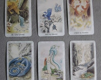 6 Card Tarot Reading - General Reading or Ask a Question