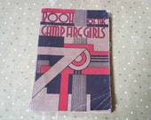 1930's Book of the Camp Fire Girls