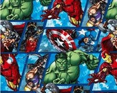 Avengers Bean Bag Chair Cover, Captain America, Incredible Hulk, Iron Man, Thor, Marvel, Red, Blue, Green, Yellow, Etsy Kids, Gifts Under 75
