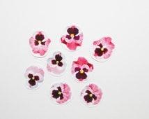Popular items for faux tatouage fleurs on etsy - Tatouage pensee fleur ...