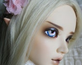 BJD eyes Doll eyes Hand made available in 12141618202224mm Seashore Sweets  made to order