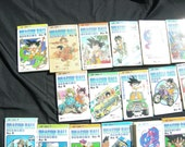 Vintage Japanese Manga : DRAGON BALL