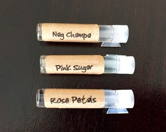 Sample inhaler, perfume samples, essential oil samples, perfume tester, aromatherapy samples