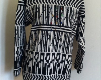 Eva Berg designer boyfriend sweater made in Norway