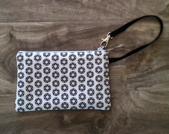 Star Wars Empire Wristlet White