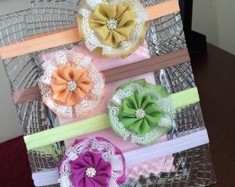Baby headband,baby girl headbands,infant headband,toddler headband,baby bow headband,flower headband,newborn headband,photo prop.