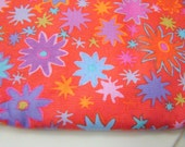 Kaffe Fassett Star Flower Fabric GP 88 Red, OOP, VHTF