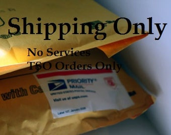 Shipping Charge TSO Jewelry Only
