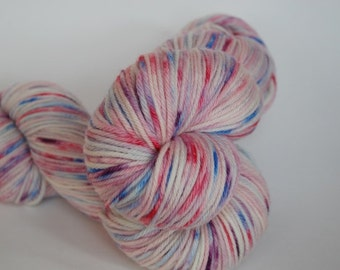 Worsted, NEW Cotton Candy: Best Worsted SW Merino, 513-A